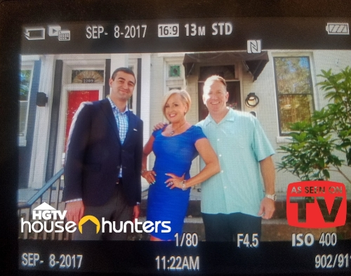 Alex on House Hunters
